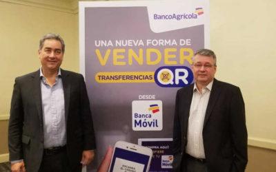 Banco Agrícola lanza nuevas transferencias con código QR